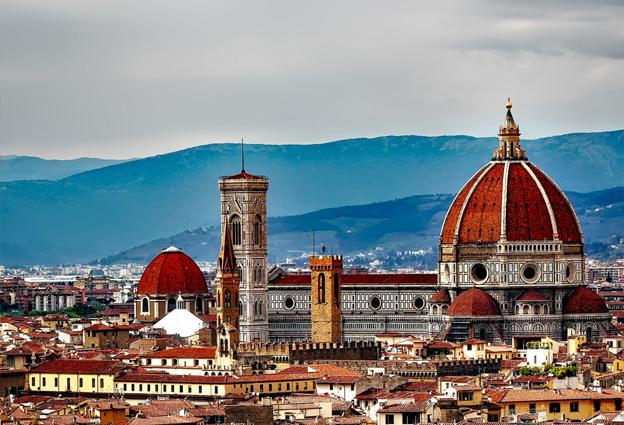 Firenze vicina alla Scuola Vela