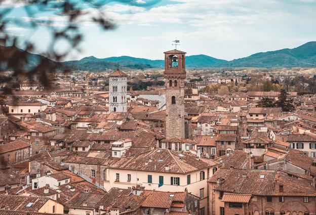 Foto di Lucca vicina alla Scuola Vela