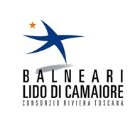 Logo Consorzio Riviera Toscana Balneari Lido di Camaiore