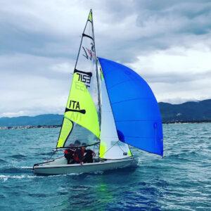 Foto di barche RS FEVA in Versilia